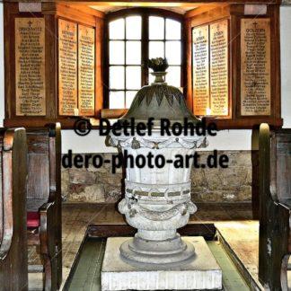 Neuer Taufstein - DeRo Photo Art