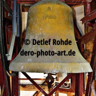 Stahlglocke aus dem Jahr 1960 - DeRo Photo Art