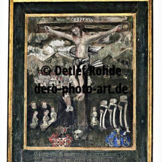 Stifterfamilie am Kreuze Jesu - DeRo Photo Art