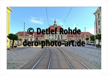 1 Bahnhof Totale - DeRo Photo Art