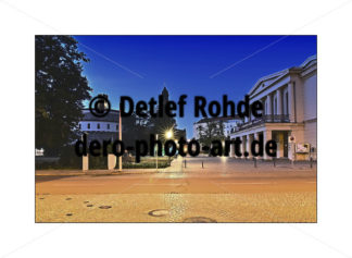 1 Kaisertrust, Herde, Theater Nacht - DeRo Photo Art