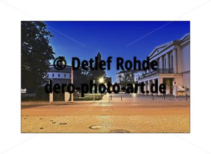 1 Kaisertrust, Herde, Theater Nacht - DeRo Photo Art