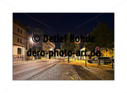 1 Landtratsam, Bahnhof Nacht - DeRo Photo Art