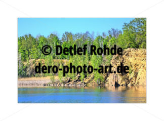 Quarry in spring - DeRo Photo Art